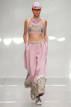 My new favorite fashion designer, Manish Arora #cudeea&sanziana'sblog