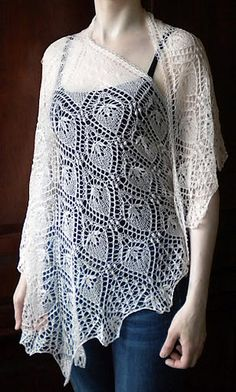 Ravelry: summerlea's Estonian Shawl
