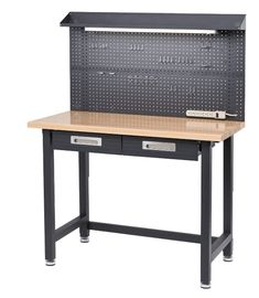Looking for UltraHD Lighted Workcenter - Satin Graphite ? Check out our picks for the UltraHD Lighted Workcenter - Satin Graphite from the popular stores - all in one. Rolling Workbench, Workbench With Drawers, Building A Workbench, Workbench Plans, Woodworking Workbench, Woodworking Crafts, Garage Workbench, Workbench Designs, Steel Pegboard