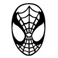 Spiderman Die Cut Vinyl Decal PV1115