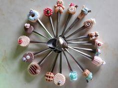 Cucharitas decoradas