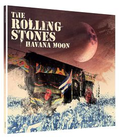 Havana Moon captures the historic, once in a lifetime concert by The Rolling Stones in Havana, Cuba. Directed by Paul Dugdale (Adele, Coldplay) this epic, recor The Rolling Stones, Rolling Stones Albums, Coldplay, Vinyl Lp, Vinyl Records, Rock And Roll, Jumpin' Jack Flash, Promo Amazon, Musica Online