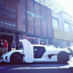 Koenigsegg | Drive a Koenigsegg @ http://www.globalracingschools.com
