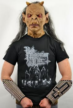 VOID MEDITATION CULT - Sulfurous Prayers Of Blight & Darkness (T-Shirt) Black Metal, Heavy Metal, Band Merch, Darkness, Meditation, Prayers, Amp, Music, Mens Tops