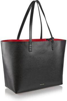 Mansur Gavriel | Large leather tote | NET-A-PORTER.COM