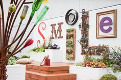 BBC Gardeners' World Live 2012 - Flowerona's Pick of the Gardens. Bbc, Succulents, Gardens, Smile, World, Flowers, Plants, Inspiration, Biblical Inspiration