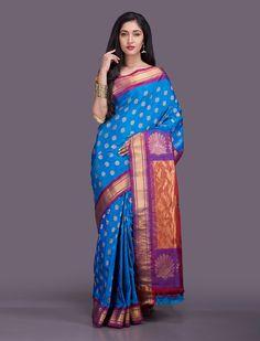 Pragya Paithani Silk Saree