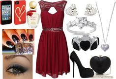 """""""Love Actually"""" by lavonneb88 ❤ liked on Polyvore"""