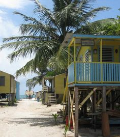 Colinda Cabanas (Caye Caulker) - $25 per night for budget cabana + $10 additional person per night