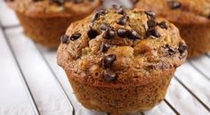 """I am now actually """"watching"""" my diet, and in the process am trying to make my favorites in a """"low fat"""" manner. I took my favorite muffin recipes and combined them, made some adjustments and came up with this great recipe. Hope you enjoy them! INGREDIENTS 3 large bananas, mashed 1⁄2 cup white sugar 1 …"""