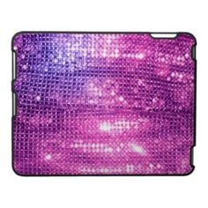 Pink Purple bling Ipad Cover