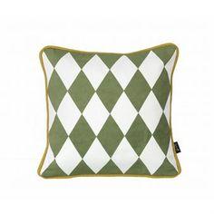 Little Geometry Kissen - olive - Ferm Living 34 eur 30 x 30