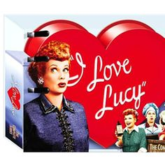 I Love Lucy games | Love Lucy - The Complete Series (DVD)