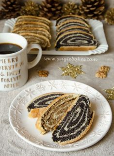 bejg4 Sweet Desserts, Sweet Recipes, Food And Drink, Cookies, Cake, Ethnic Recipes, Kitchens, Food And Drinks, Crack Crackers