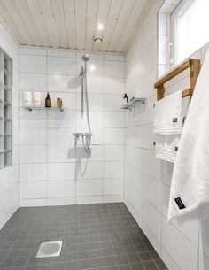 Bathroom Spa, Bathroom Ideas, Wet Rooms, My Dream Home, Mudroom, Home Organization, Tila, Bathing, Decoration