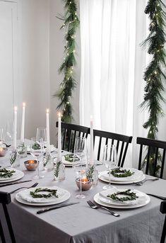 Die 40+ besten Bilder zu Tischdeko Weihnachten | tischdeko