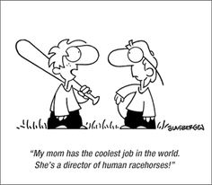 And they're off! Apply to these human resources telecommute jobs before they race away!