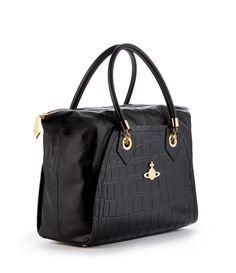 Vivienne Westwoods Beaufort Bag.