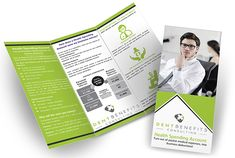 Business Tri-Fold Brochure Design Template Brochure Design, Brochure Template, Layout, Tri Fold, Brochures, Coding, Templates, Business, Models