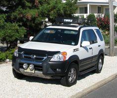 Crv 2003