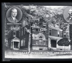 Guerrant Mission Clinic and Hospital (Winchester, Ky.) :: William B. Ogden Studio Negatives Collection