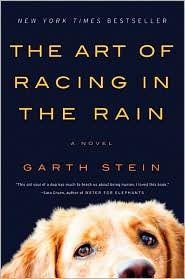 No-Obligation Book Club - November 2009 - The Art of Racing the Rain by Garth Stein