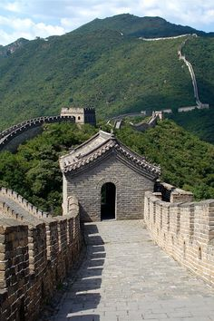 Great Wall- I know it's a huge tourist thing but still... I mean, it's the Great Wall.  You can't just skip it.