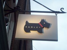 Can't wait to visit the Radley store in Edinburgh!
