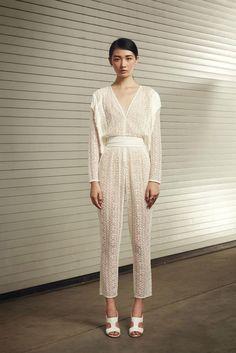 Rachel Comey Spring 2015 Ready-to-Wear