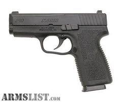 The Kahr 9mm Pistol