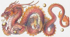 Arti-Facto: Dragones chinos