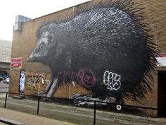 street art black and white - Google zoeken