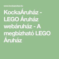 KockaÁruház - LEGO Áruház webáruház - A megbízható LEGO Áruház Lego Duplo, Math Equations, Lego Duplo Table