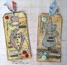 Kath's Blog......diary of the everyday life of a crafter: A Dapper Dude and His Mrs...