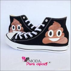 03c212800db Etiqueta a tu amiga que lo usaría 😂 Custom Converse Shoes, Nike Shoes,  Outfits
