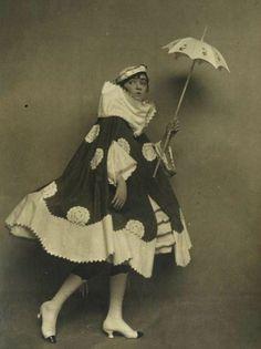 vintage fashion #umbrella