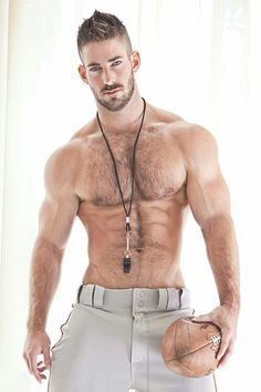Who's ready for some football? ;) #hunk