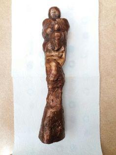 1e Bronzen Beeld: Vrouw met Kind