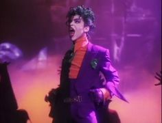 "Prince at ""Batdance"""
