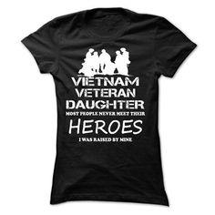 VIETNAM VETERAN DAUGHTER  LIMITED NDH