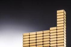 Vergoldete starke Magnete kaufen bei http://Supermagnetic.de
