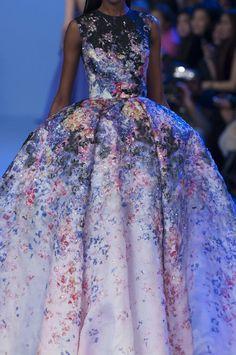 Elie Saab Spring/Summer 2014 Haute Couture