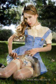 Alice Overbust Corset