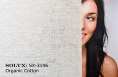 Decorative Films | Window Film | Stained Glass | Privacy | Treatment - SOLYX SX-3146 Organic Cotton Window Film