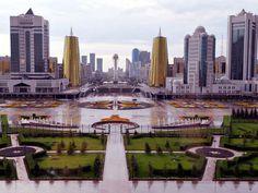 Astana -  Our Long Drive Home