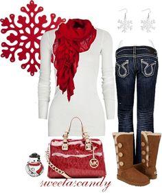 Winter fashion: 8 ways to wear uggs clothes зимний стиль, ст Fashion Mode, Look Fashion, Womens Fashion, Fashion Trends, Fashion Ideas, Trendy Fashion, Ladies Fashion, Fashion Styles, Runway Fashion