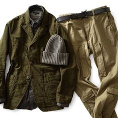 NEW ARRIVALS | NYC based menswear favorite - Engineered Garments offers it's initial range of apparel & accessories for Fall 2015.