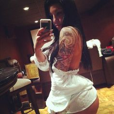 WE LOVE GIRLS WITH TATTOOS!!