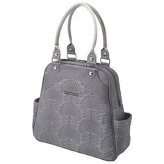 693251524a Buy your Sashay Satchel Diaper Bag - Champs-Elysees Stop by Petunia Pickle  Bottom here. The Sashay Satchel Diaper Bag in Champs-Elysees Stop from  Petunia ...