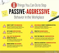 Are you a passive- aggressive type of employee? These 8 warning signs will tell you the answer. How to live with a passive aggressive husband Leadership Coaching, Leadership Development, Self Development, Nursing Leadership, Personal Development, Effective Communication, Communication Skills, Assertive Communication, Communication Activities